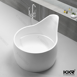 Round bathroom bath tub KKR-B070
